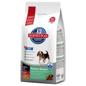 Hill's Dog Perfect Weight Medium (10kg)